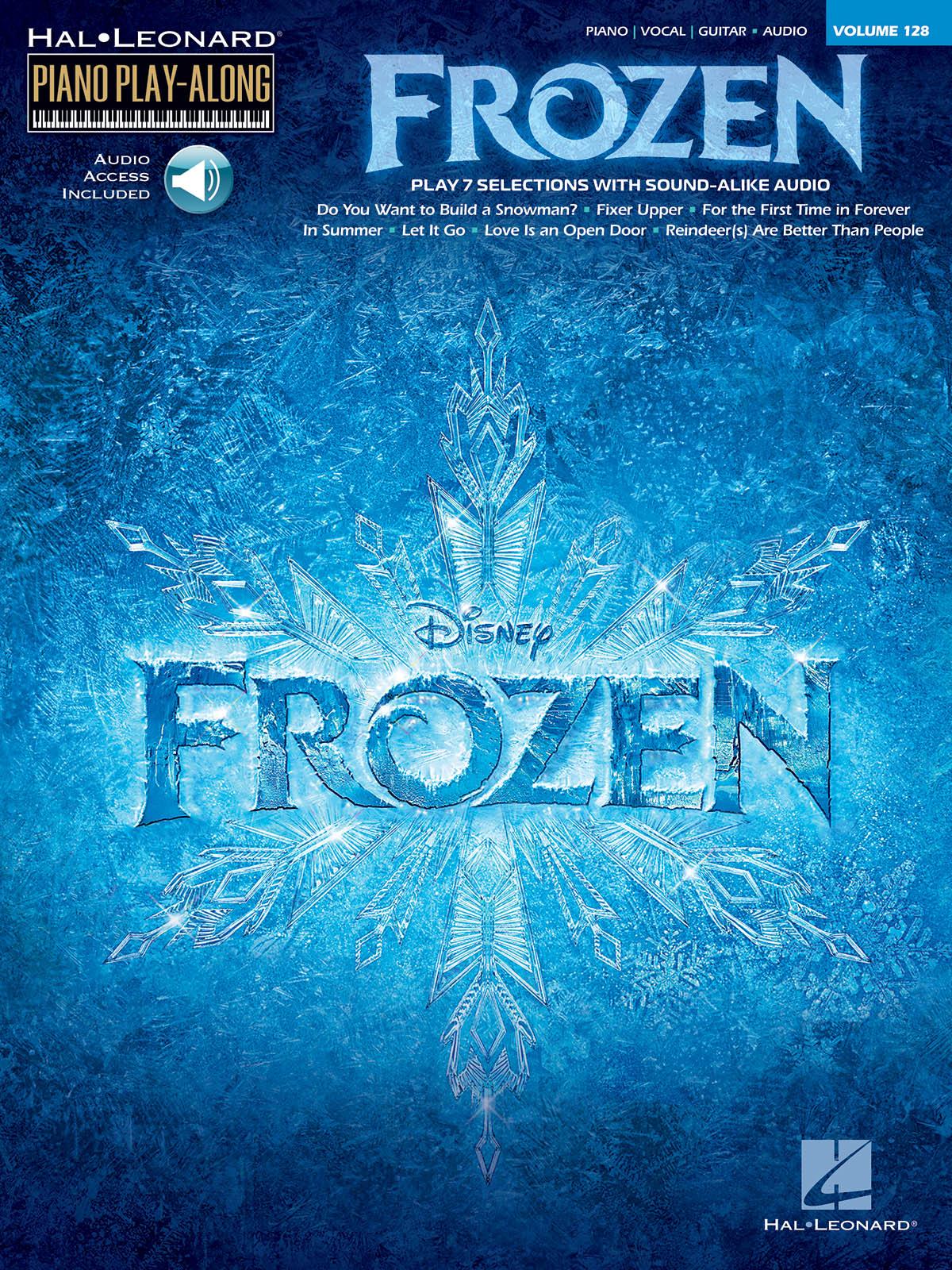 Frozen: Piano: Album Songbook
