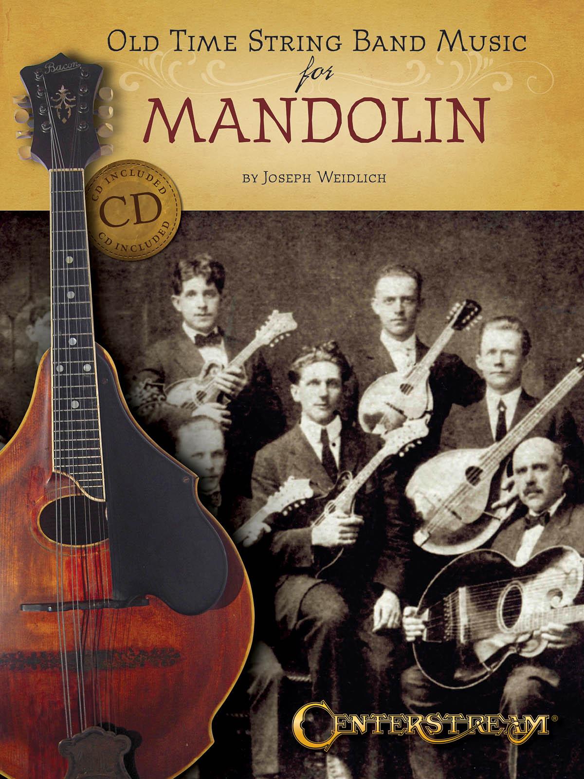 Old Time String Band Music for Mandolin: Mandolin: Instrumental Album