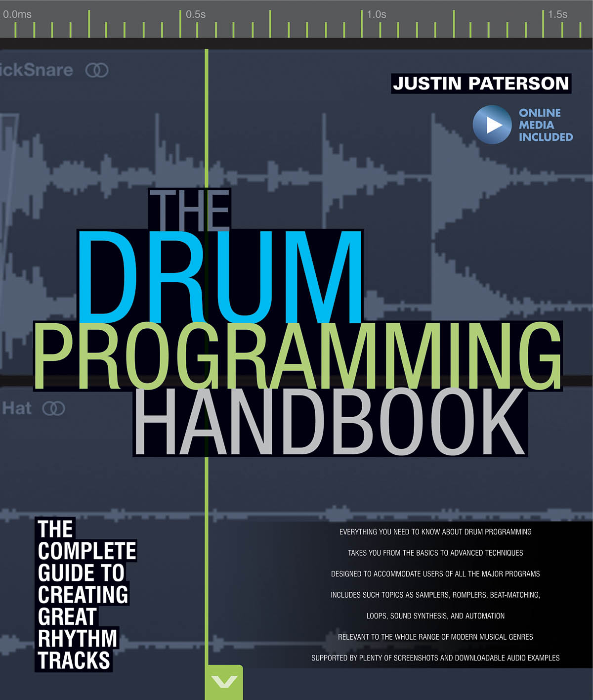 Justin Paterson: The Drum Programming Handbook: Reference Books: Instrumental