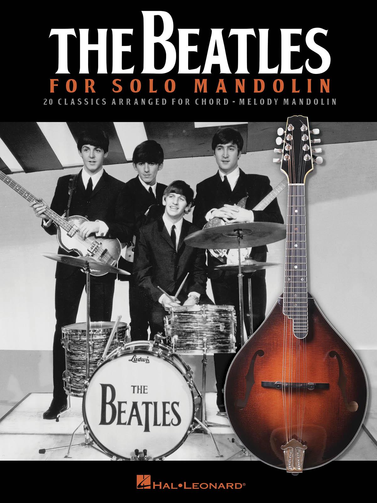 The Beatles: The Beatles for Solo Mandolin: Mandolin: Instrumental Album