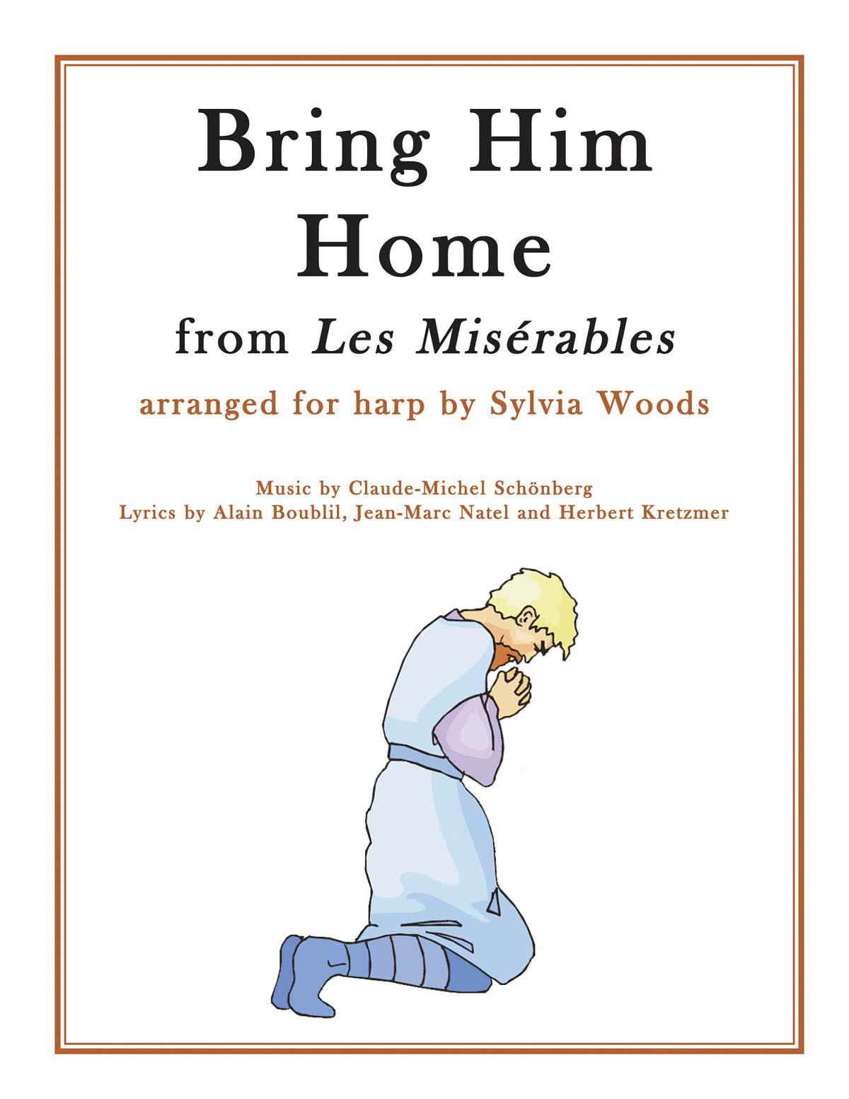Alain Boublil Claude-Michel Schönberg: Bring Him Home: Harp Solo: Instrumental
