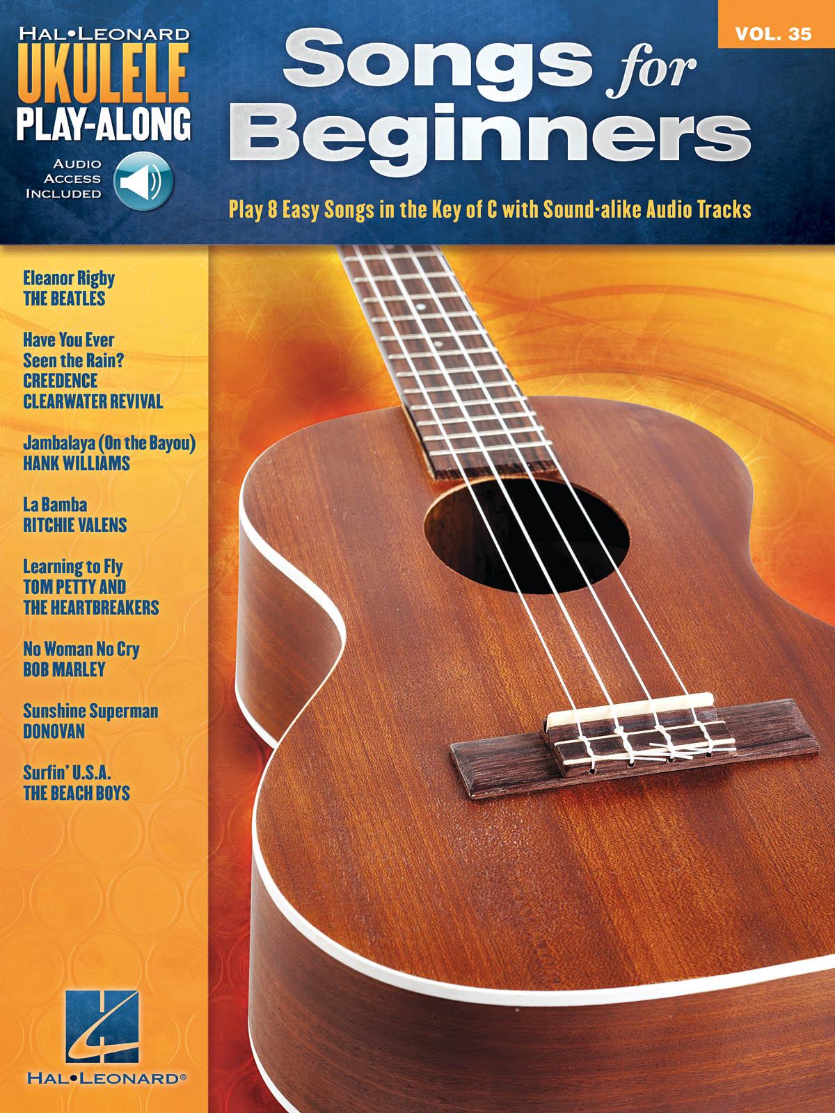 Songs For Beginners: Ukulele Solo: Instrumental Album
