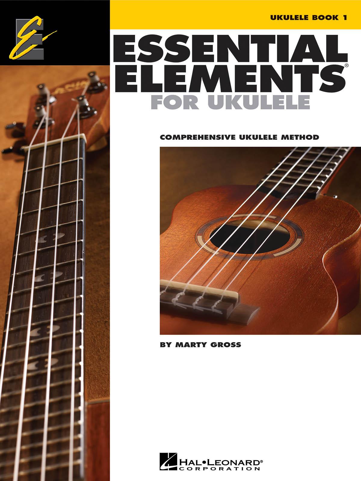 Essential Elements Ukulele Method - Book 1: Ukulele Solo: Instrumental Album