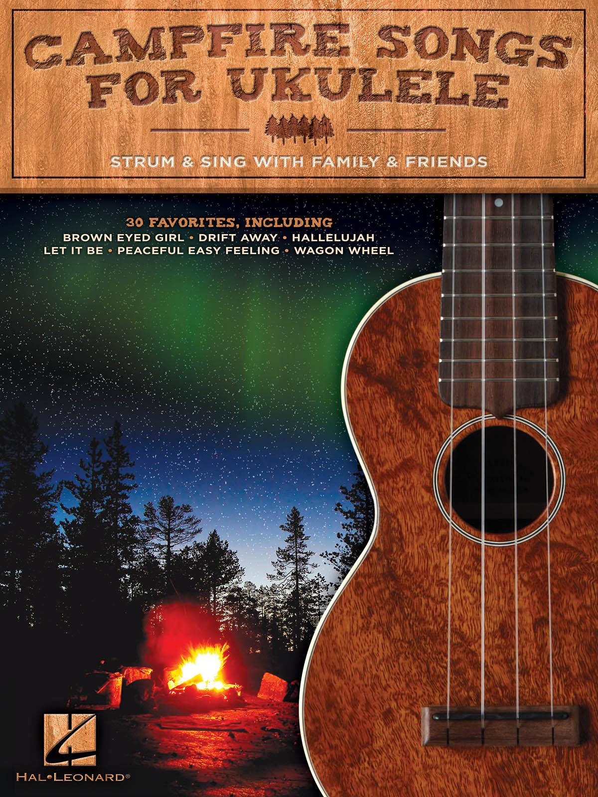 Campfire Songs for Ukulele: Ukulele Solo: Instrumental Album