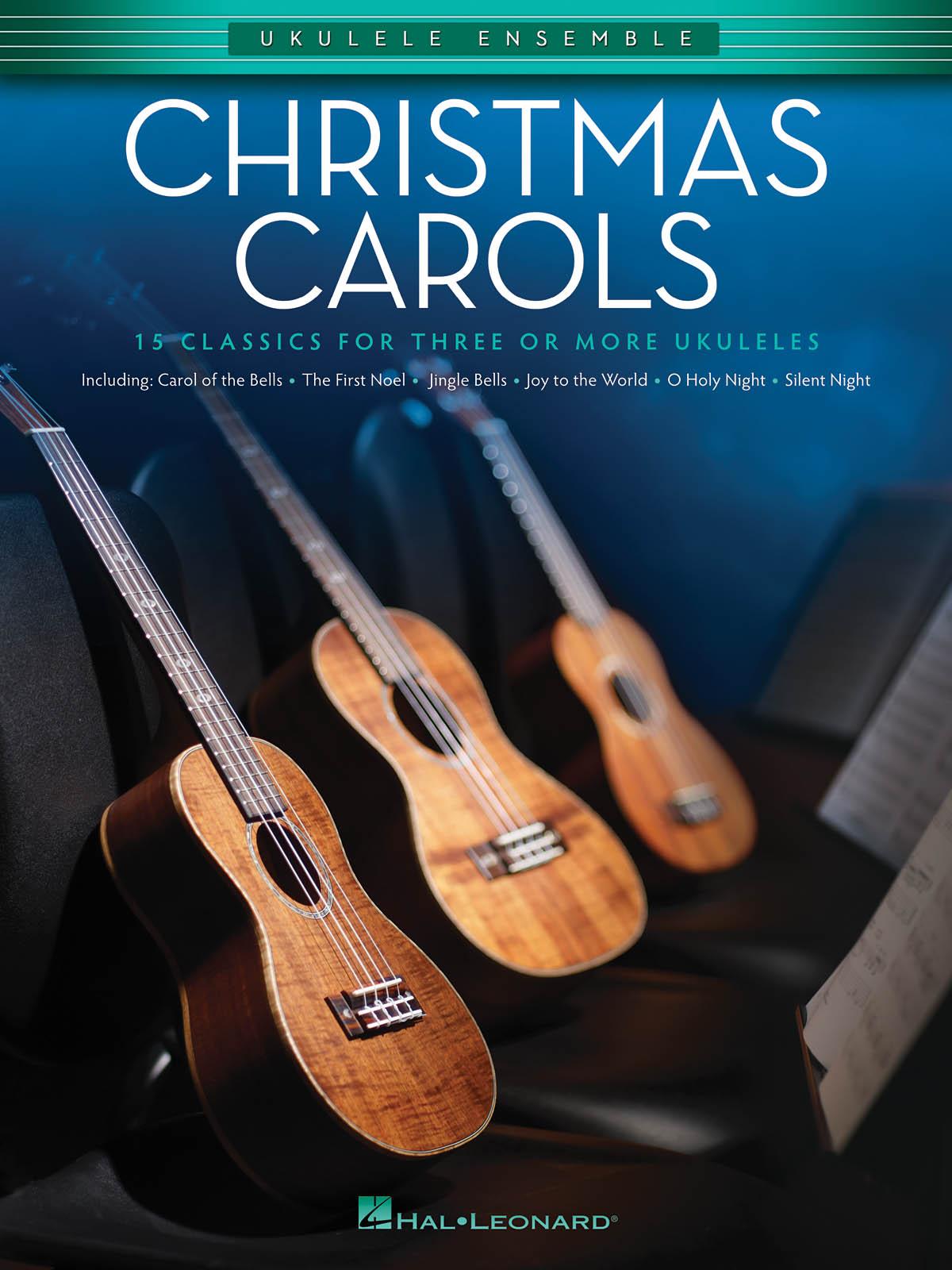 Christmas Carols: Ukulele Ensembles: Ukulele Ensemble: Mixed Songbook