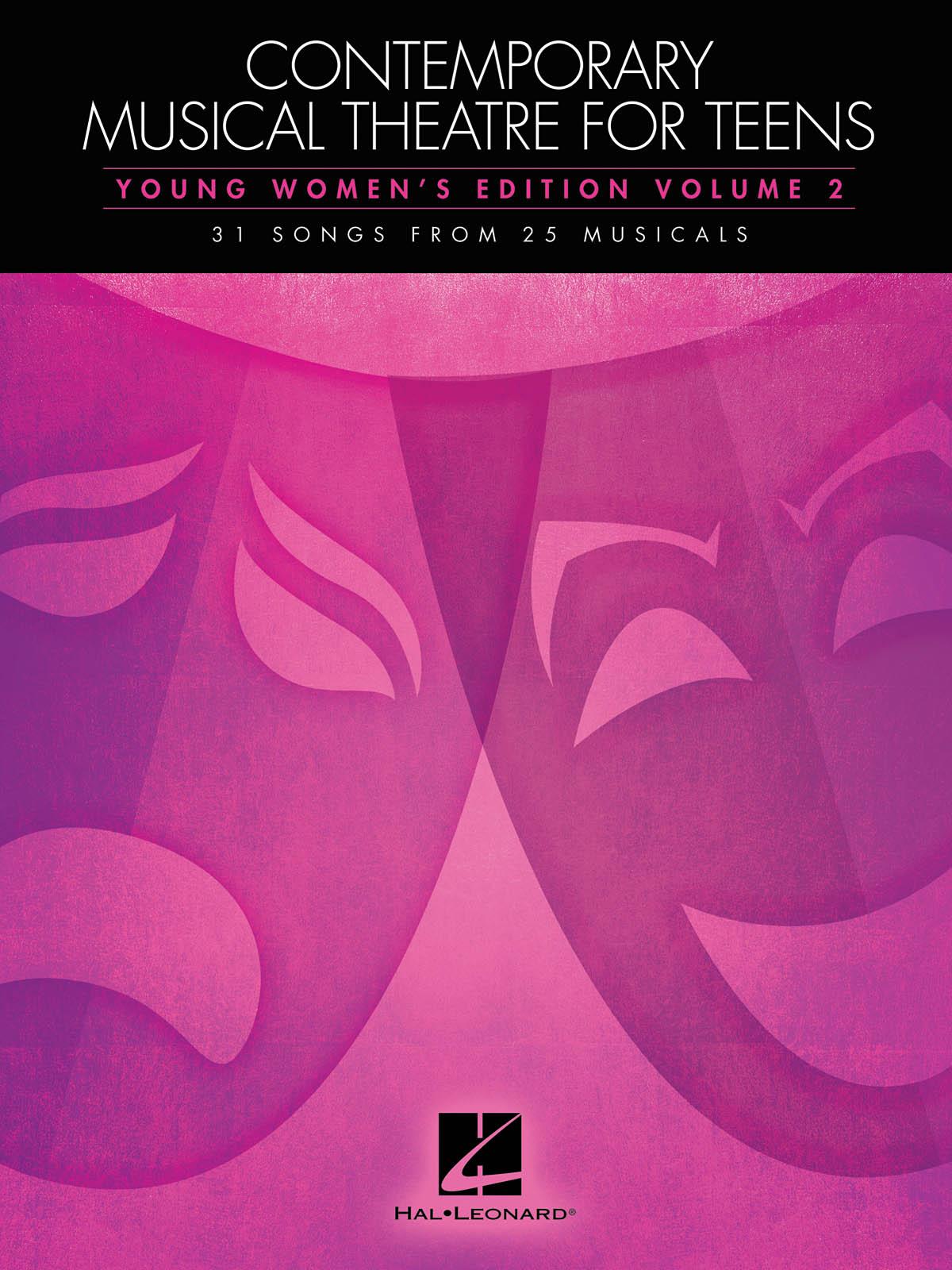 Contemporary Musical Theatre for Teens: Vocal Solo: Vocal Album