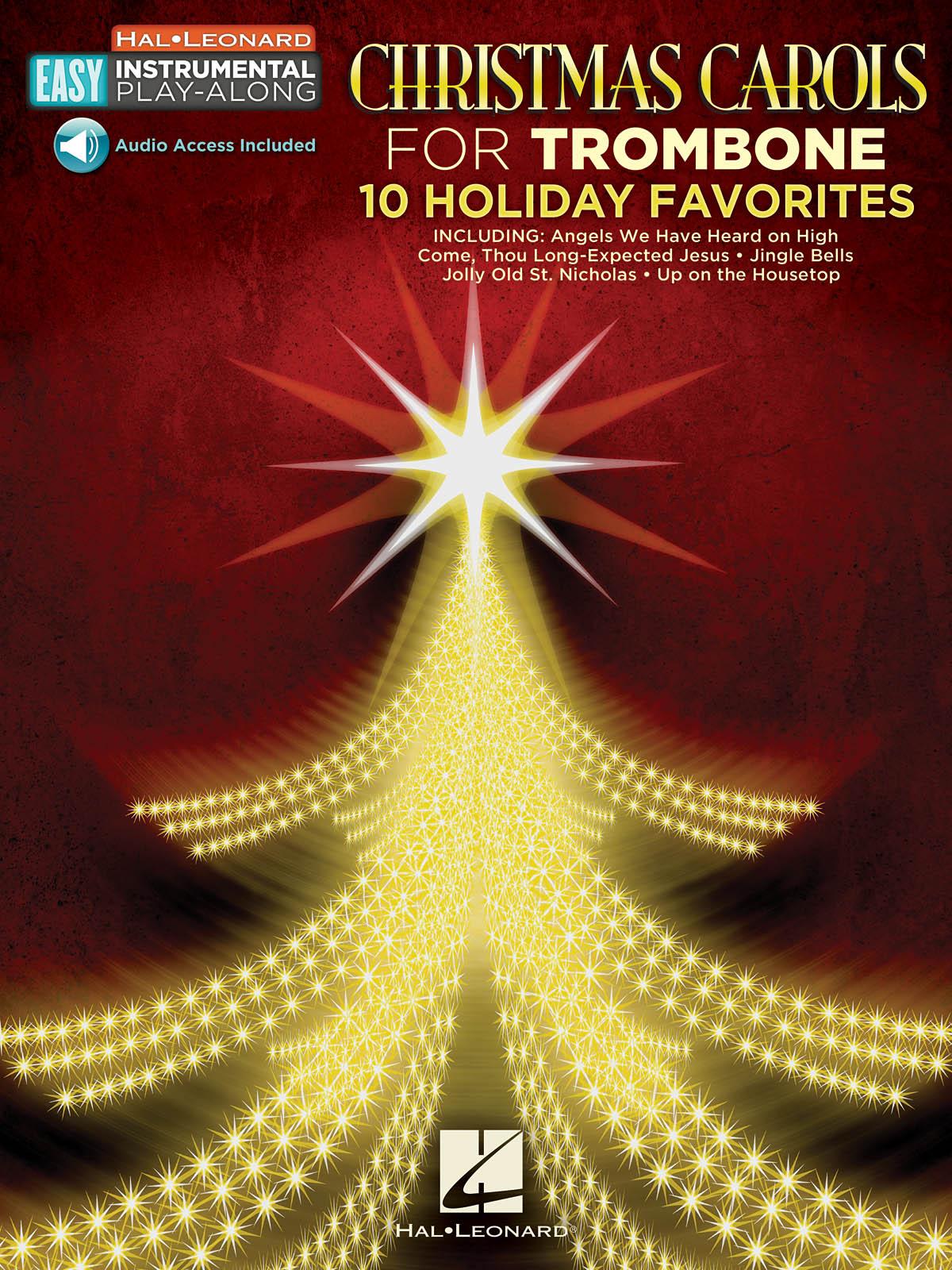 Christmas Carols - 10 Holiday Favorites: Trombone Solo: Instrumental Album