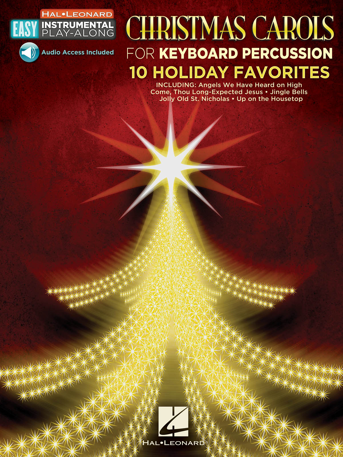 Christmas Carols - 10 Holiday Favorites: Other Mallet Percussion: Instrumental