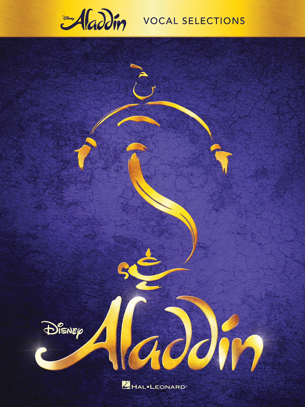 Alan Menken: Aladdin - Broadway Musical Vocal Selections: Vocal Solo: Album