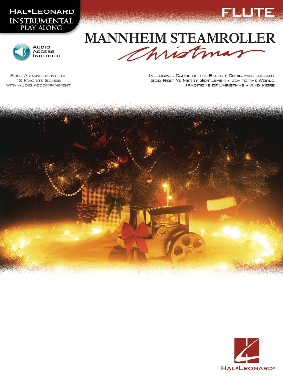 Mannheim Steamroller: Mannheim Steamroller Christmas: Flute Solo: Instrumental