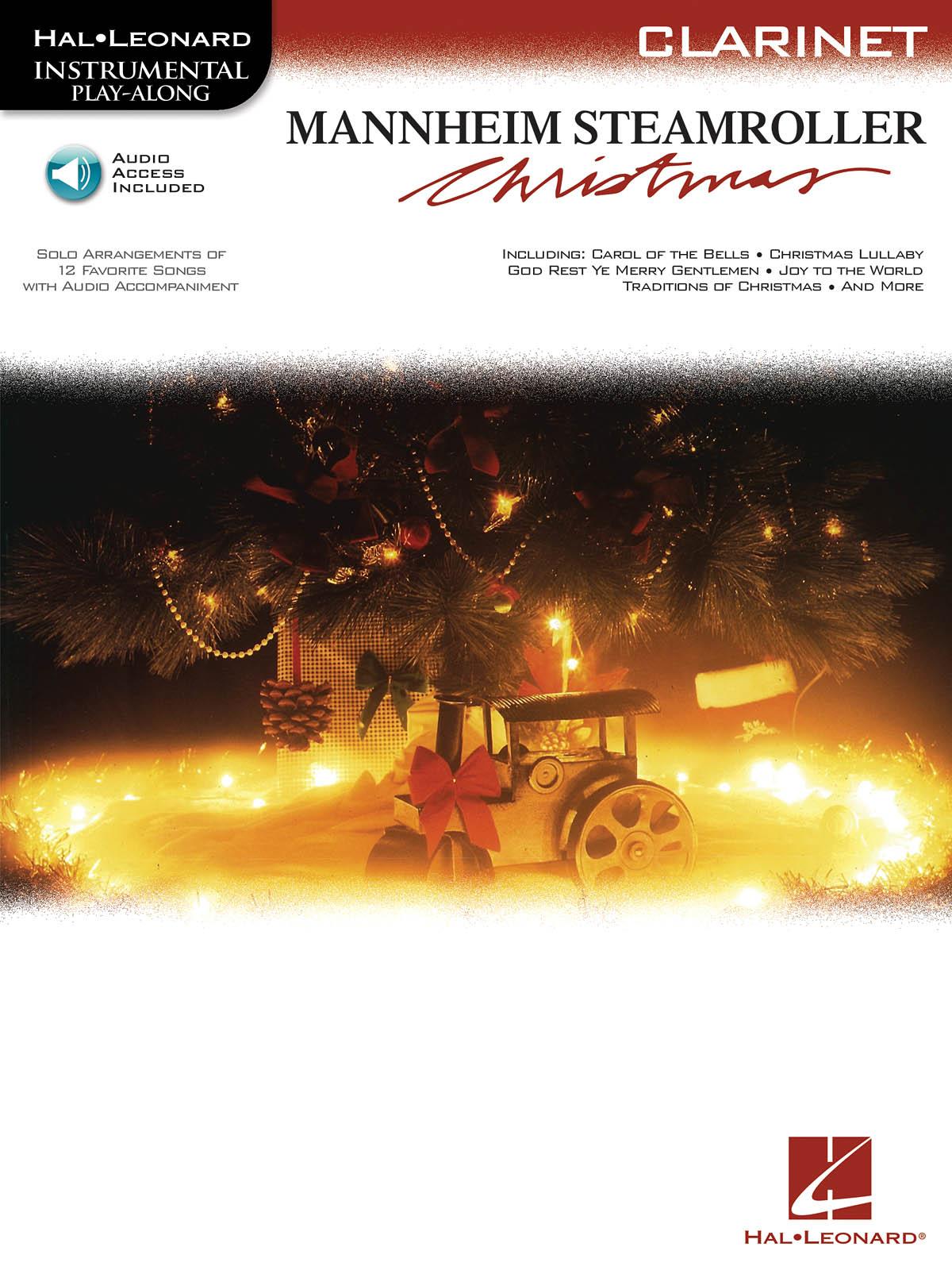 Mannheim Steamroller: Mannheim Steamroller Christmas: Clarinet Solo: