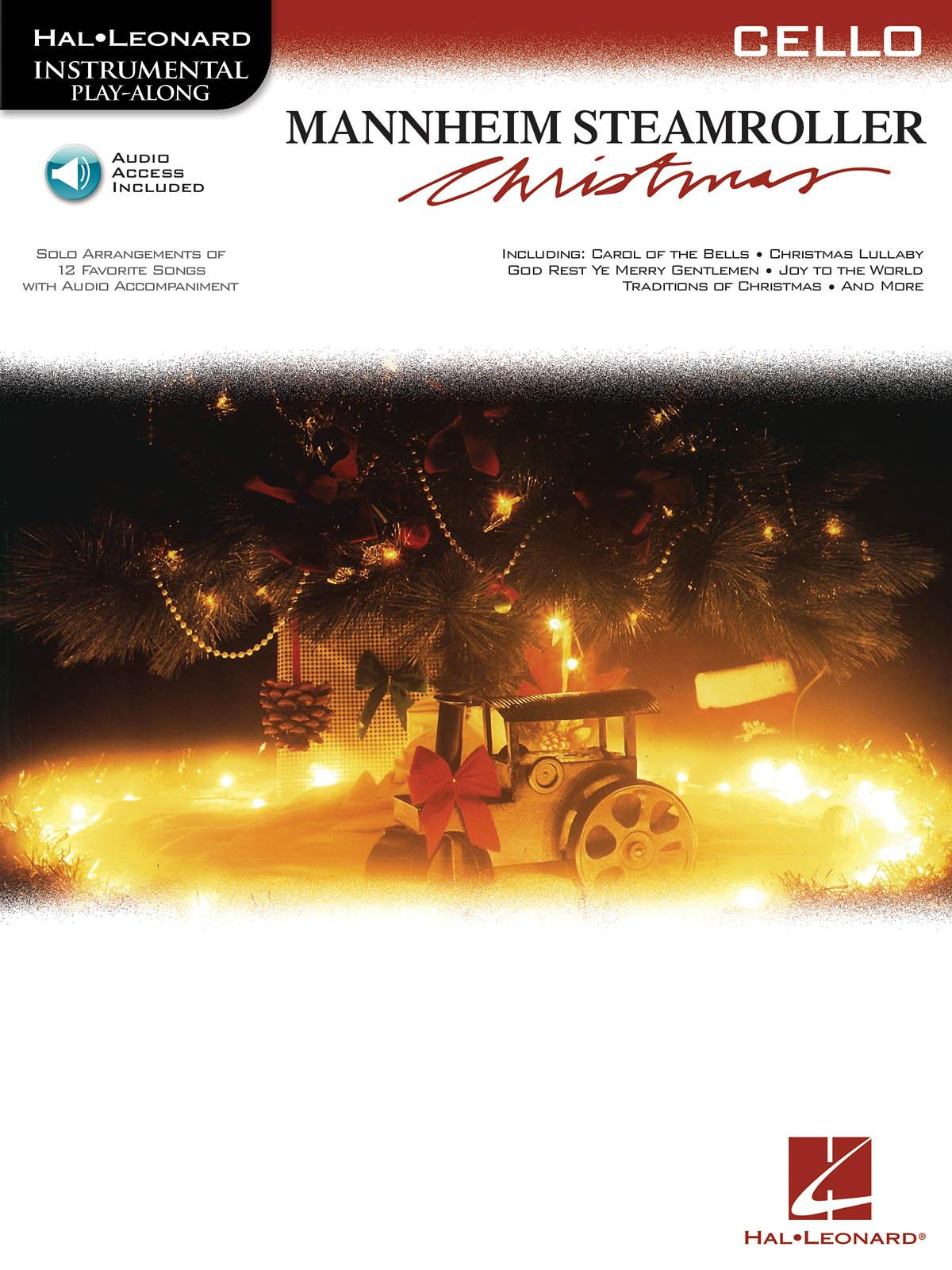 Mannheim Steamroller: Mannheim Steamroller Christmas - Cello: Cello Solo: