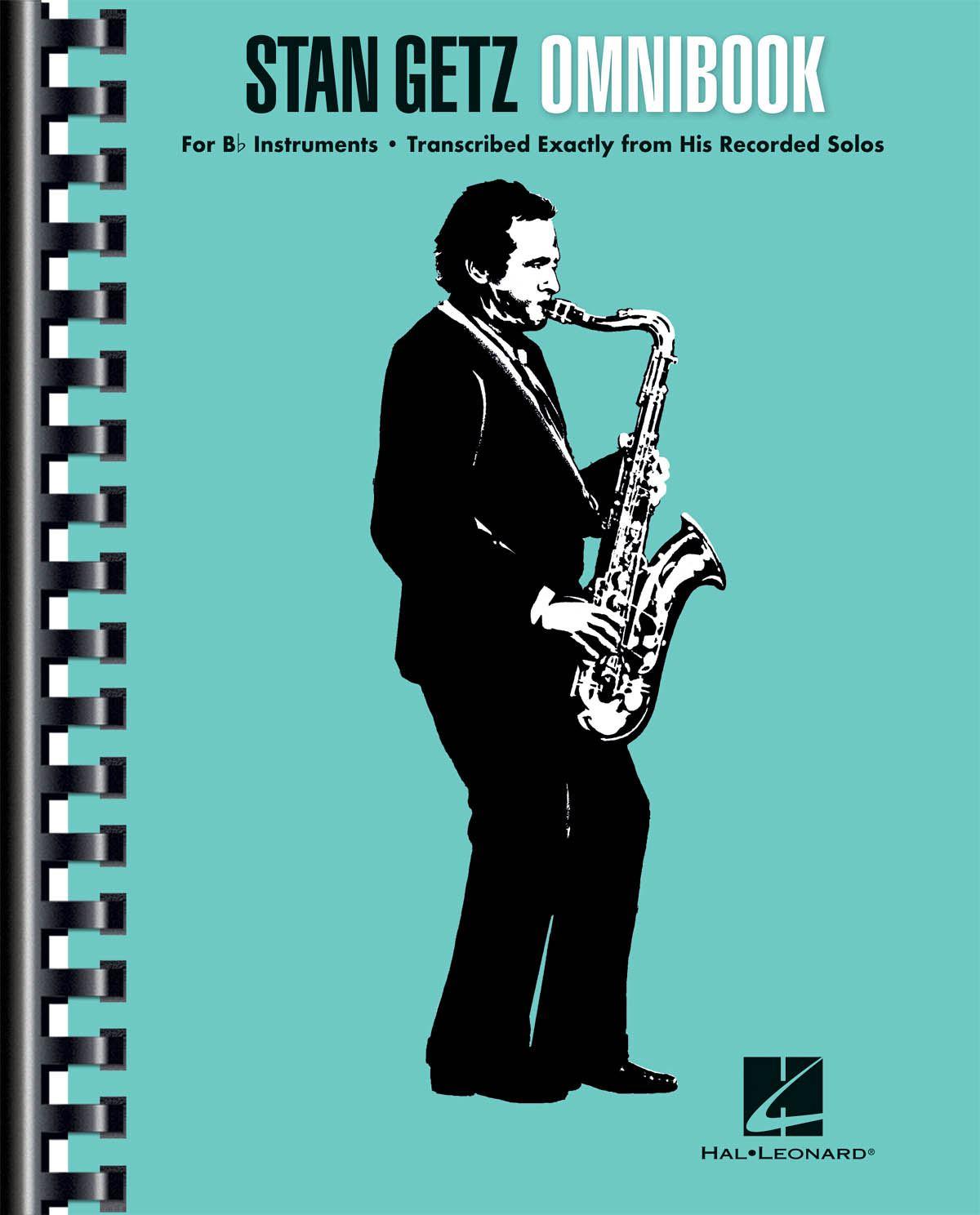 Stan Getz - Omnibook: B-Flat Instrument: Instrumental Album