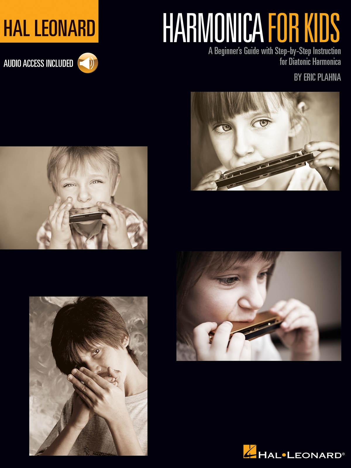 Eric Plahna: Harmonica for Kids: Harmonica: Instrumental Tutor