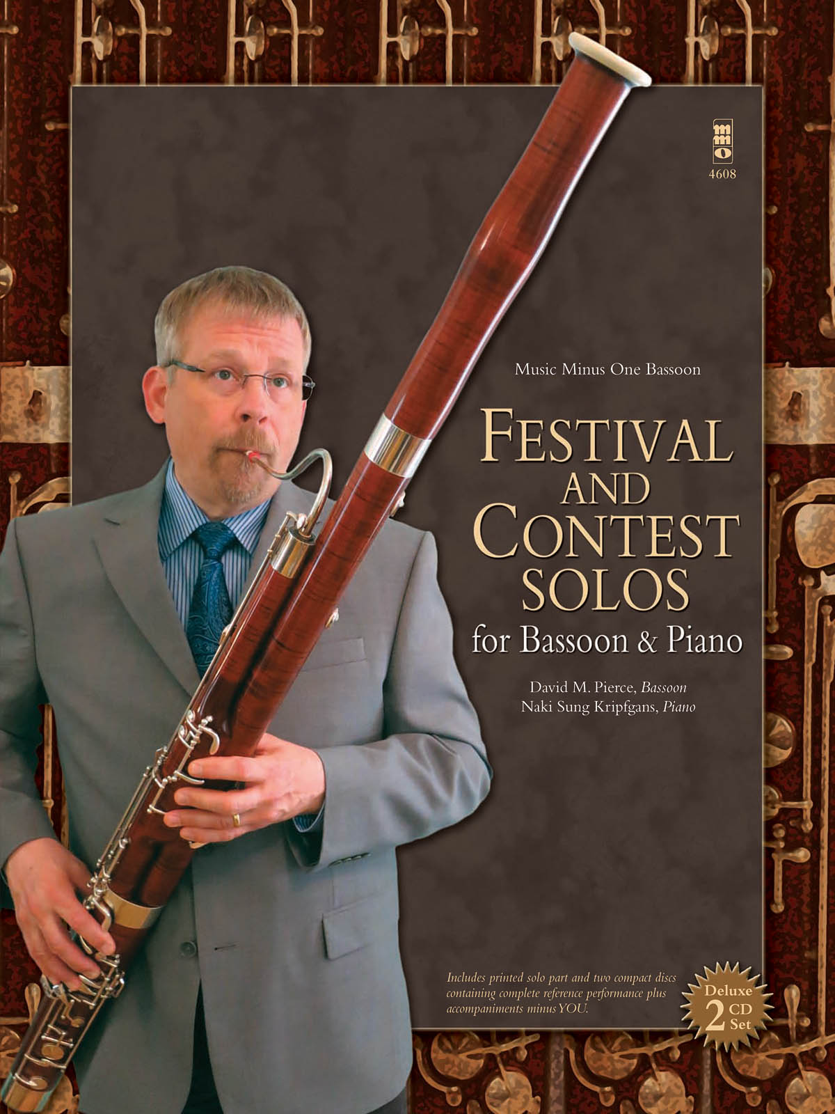 Festival and Contest Solos: Bassoon and Accomp.: Instrumental Album