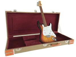 Fender(TM) 60th Anniversary Stratocaster: Ornament