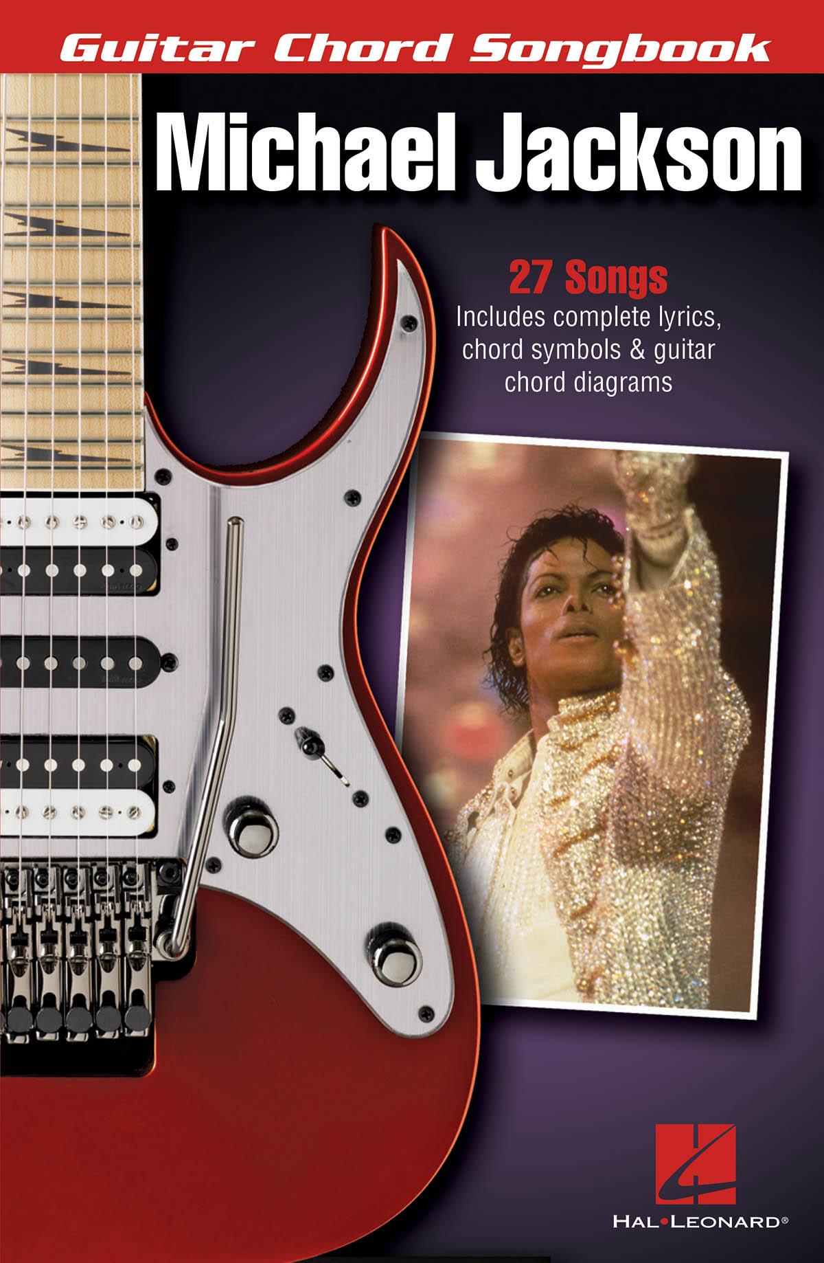 Michael Jackson: Michael Jackson Guitar Chord Songbook: Guitar Solo: Artist