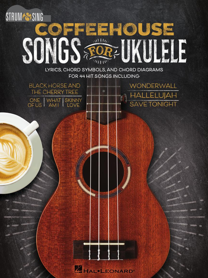 Coffeehouse Songs for Ukulele: Ukulele: Instrumental Album
