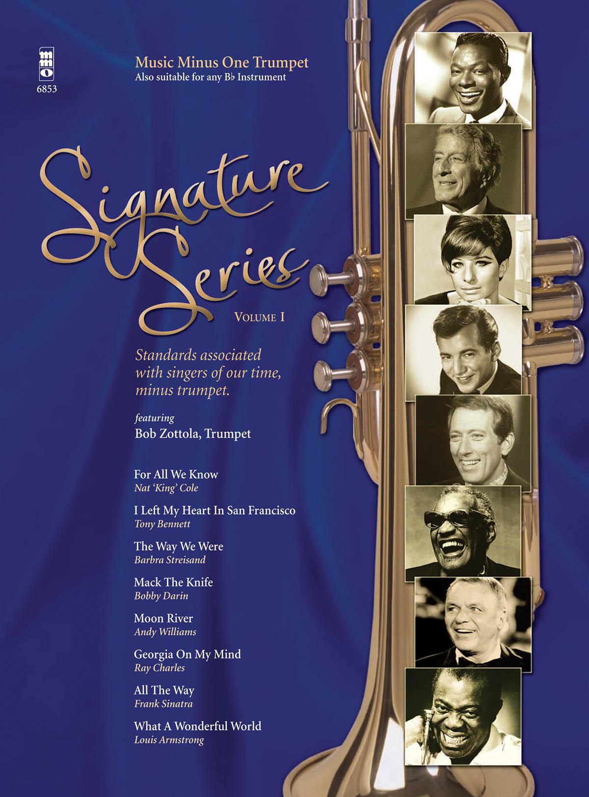 Signature Series  Volume 1: Trumpet Solo