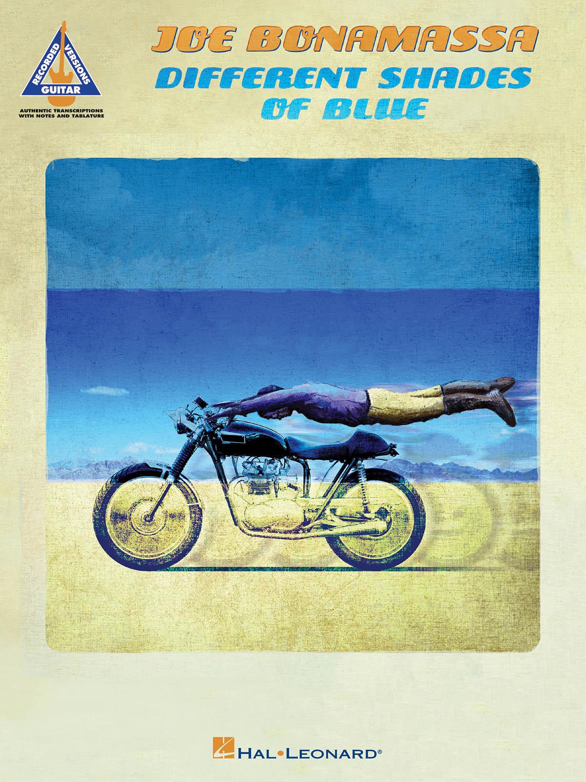 Joe Bonamassa: Joe Bonamassa - Different Shades of Blue: Guitar Solo: Album
