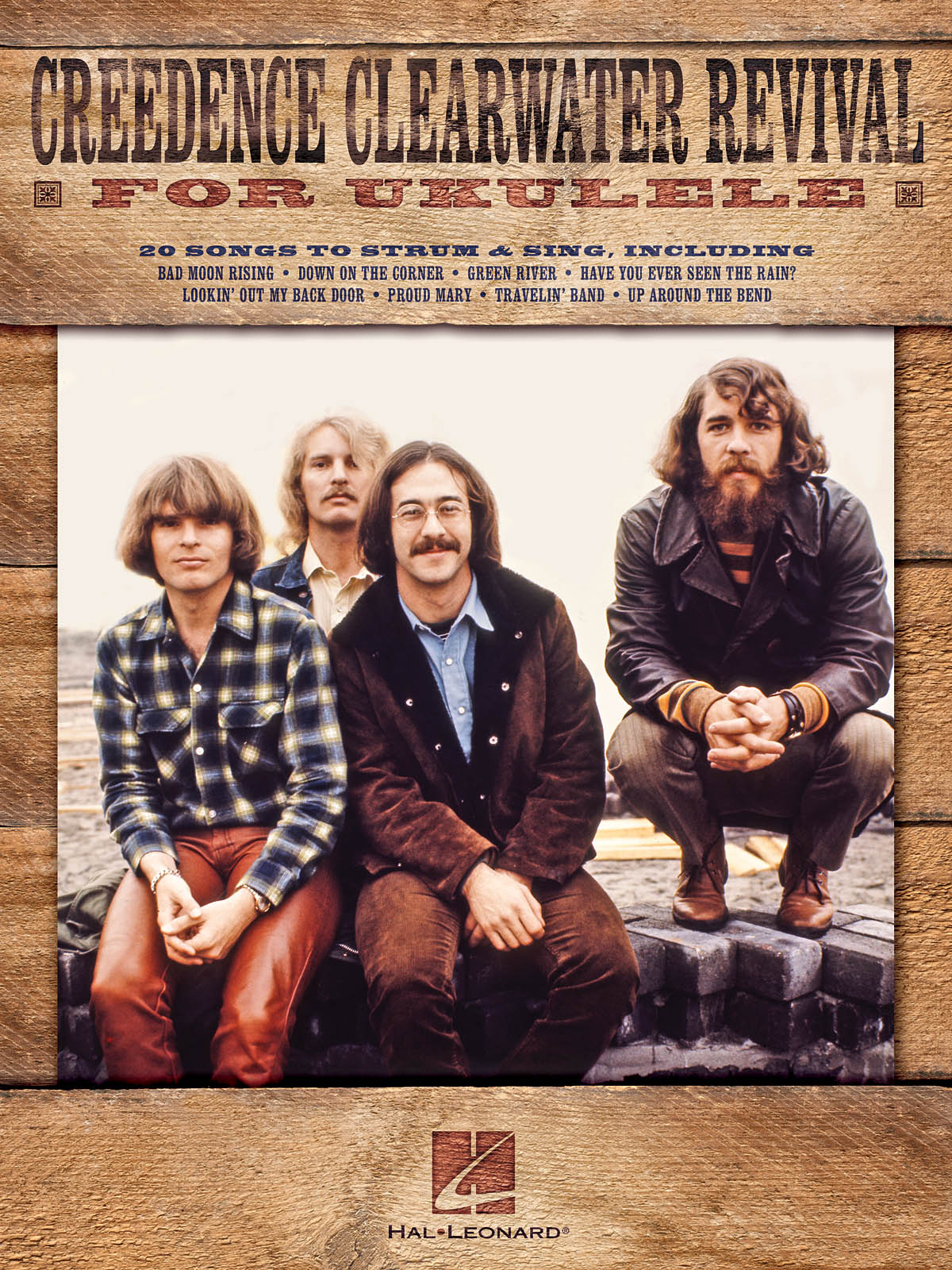 Creedence Clearwater Revival: Creedence Clearwater Revival for Ukulele: Ukulele