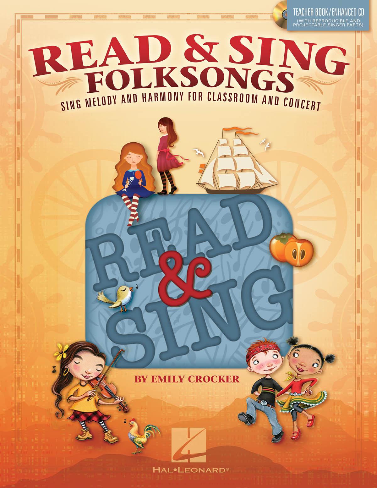 Read & Sing Folksongs: Mixed Choir a Cappella: Vocal Tutor