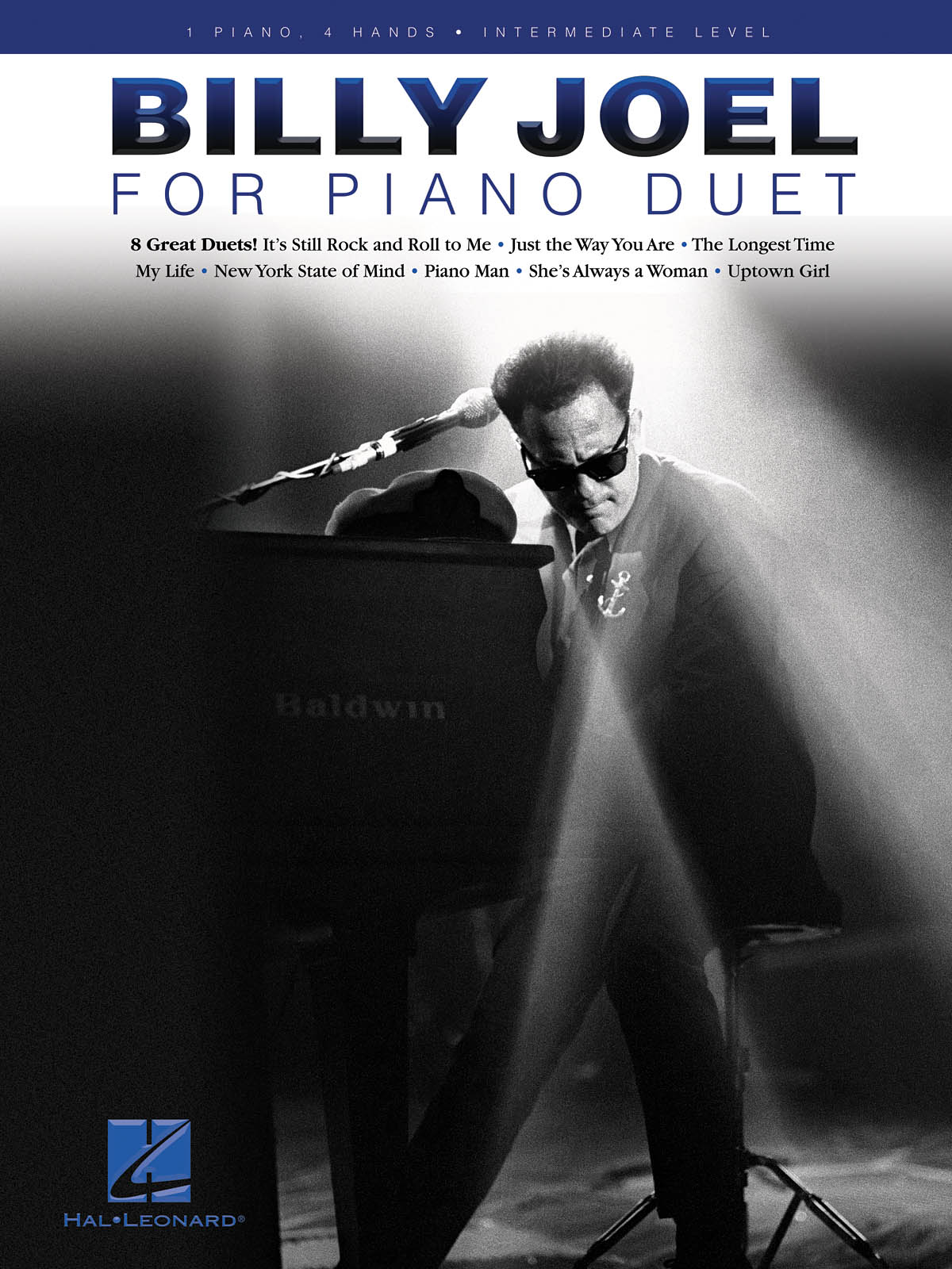 Billy Joel for Piano Duet: Piano: Instrumental Album