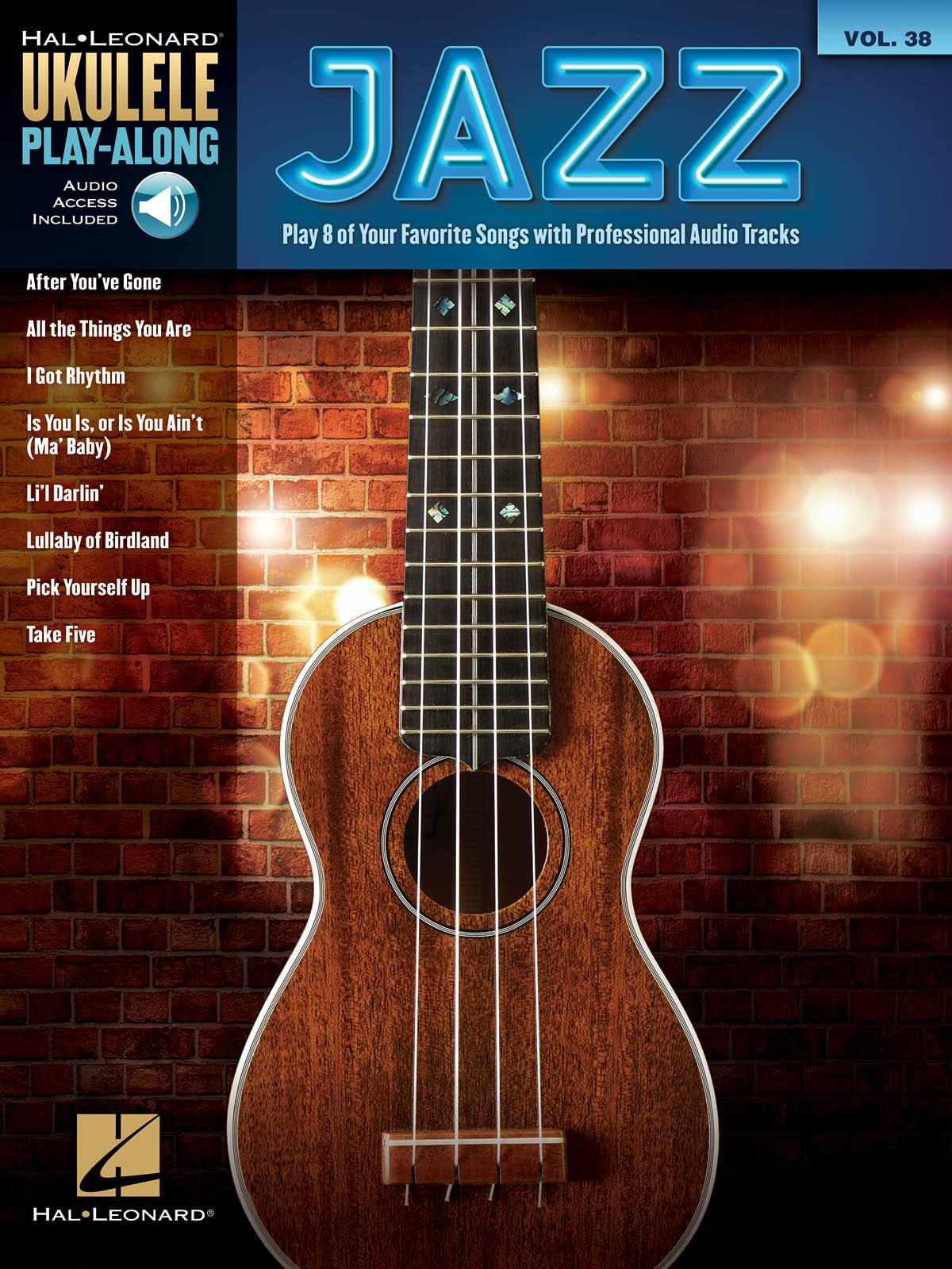 Jazz: Ukulele Solo: Backing Tracks