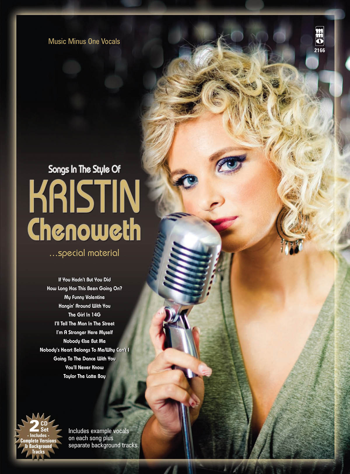 Kristin Chenoweth: Songs in the Style of Kristin Chenoweth: Vocal and Piano: