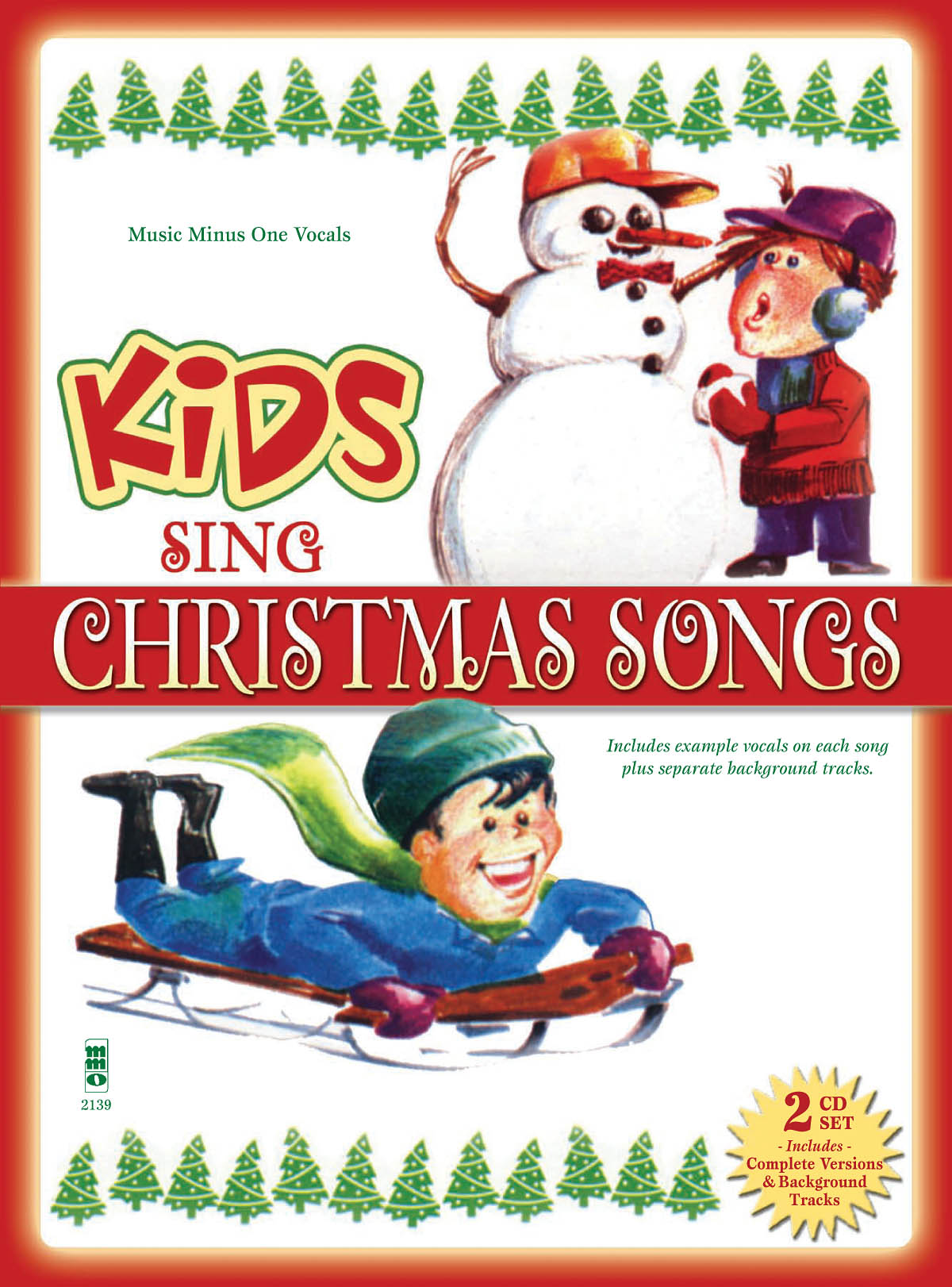Kids Sing Christmas Songs: Vocal Solo: Vocal Album