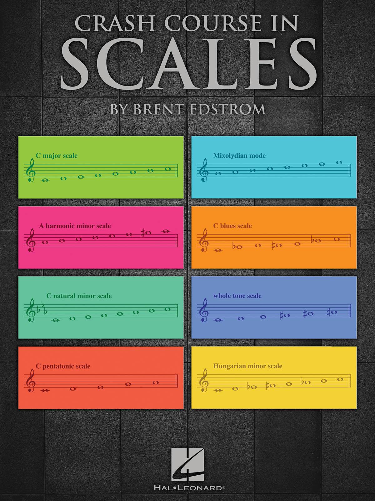 Crash Course in Scales: Piano: Instrumental Album