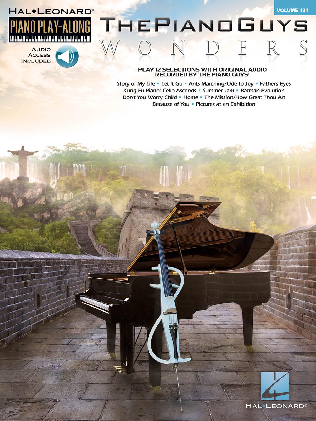 Chris Tomlin: The Piano Guys: Wonders: Piano: Instrumental Album