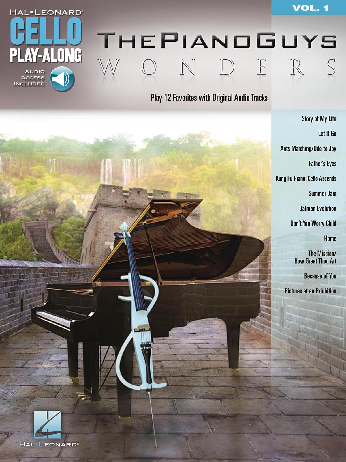 The Piano Guys: The Piano Guys - Wonders: Cello Solo: Instrumental Album