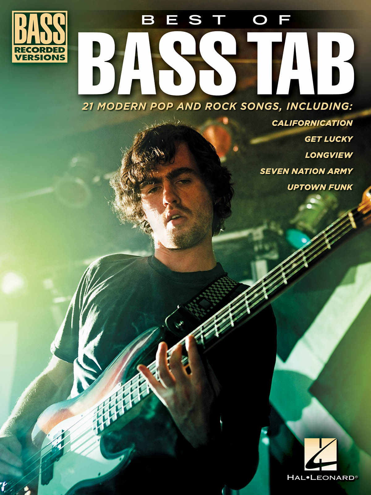 Best Of Bass Tab: Bass Guitar Solo: Mixed Songbook