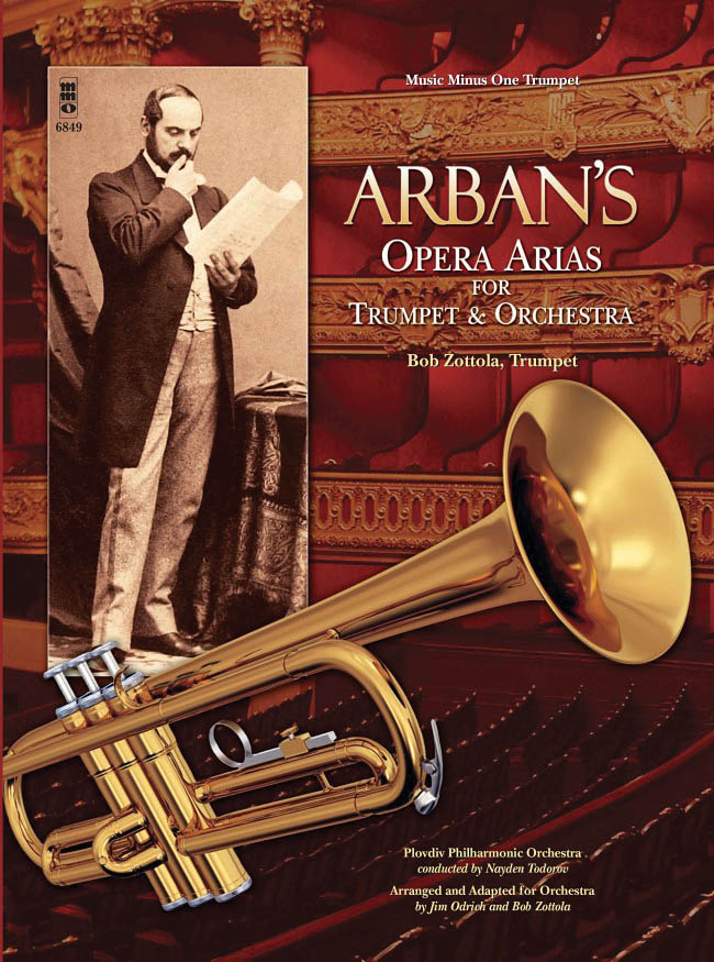 Arban: Arban's Opera Arias for Trumpet and Orchestra: Trumpet