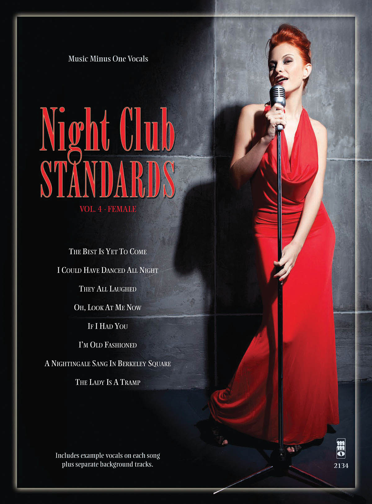 Night Club Standards for Females - Volume 4: Piano  Vocal and Guitar: Vocal