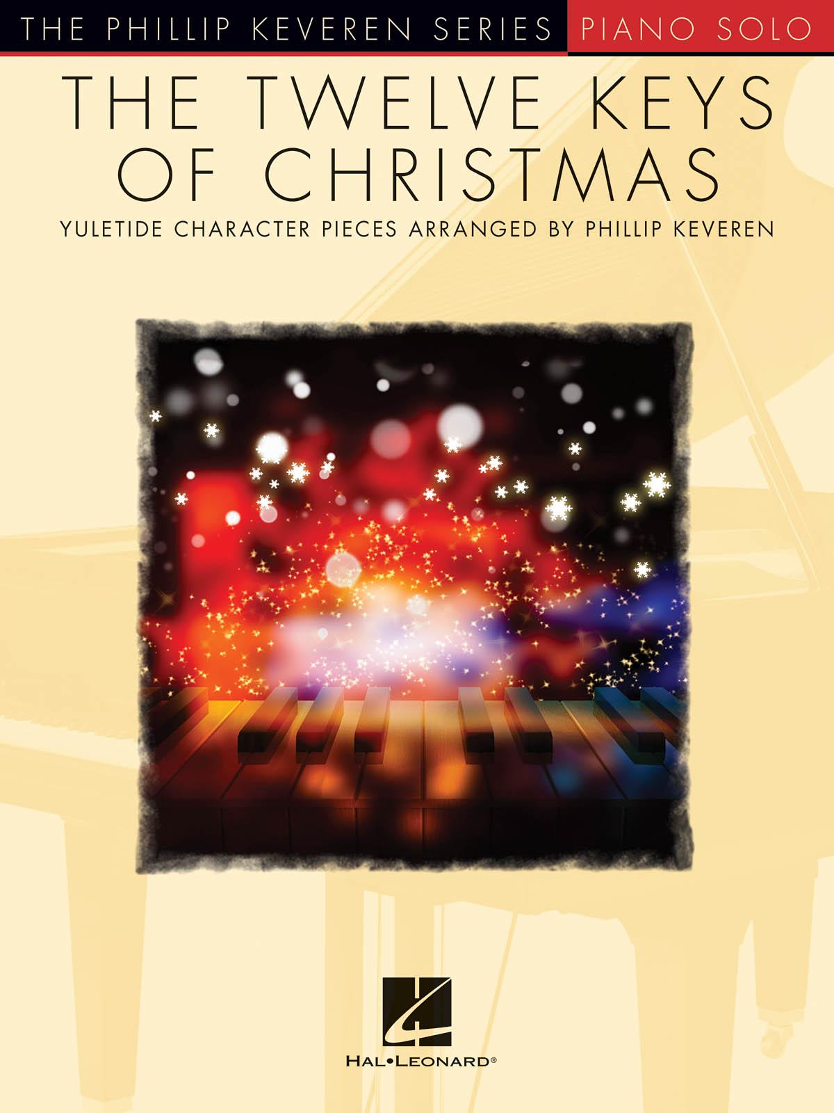 The Twelve Keys of Christmas: Piano: Instrumental Album