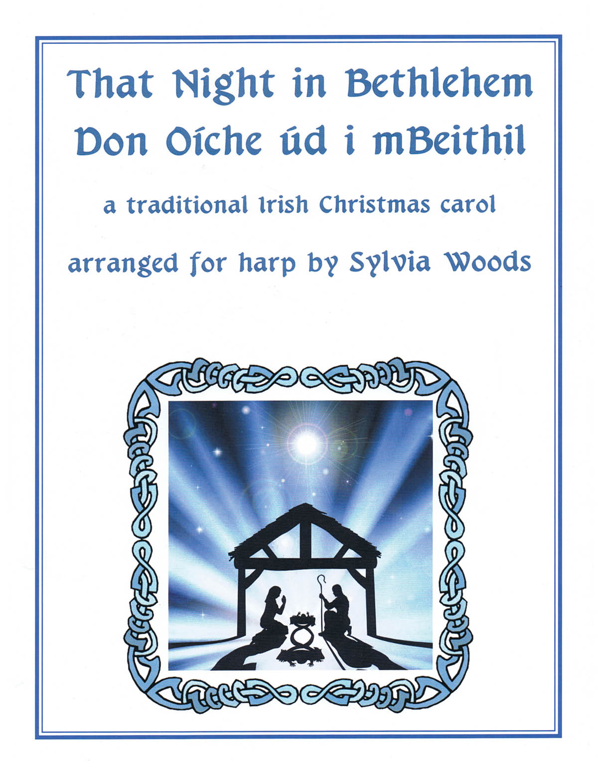 That Night In Bethlehem: Harp Solo: Instrumental Album