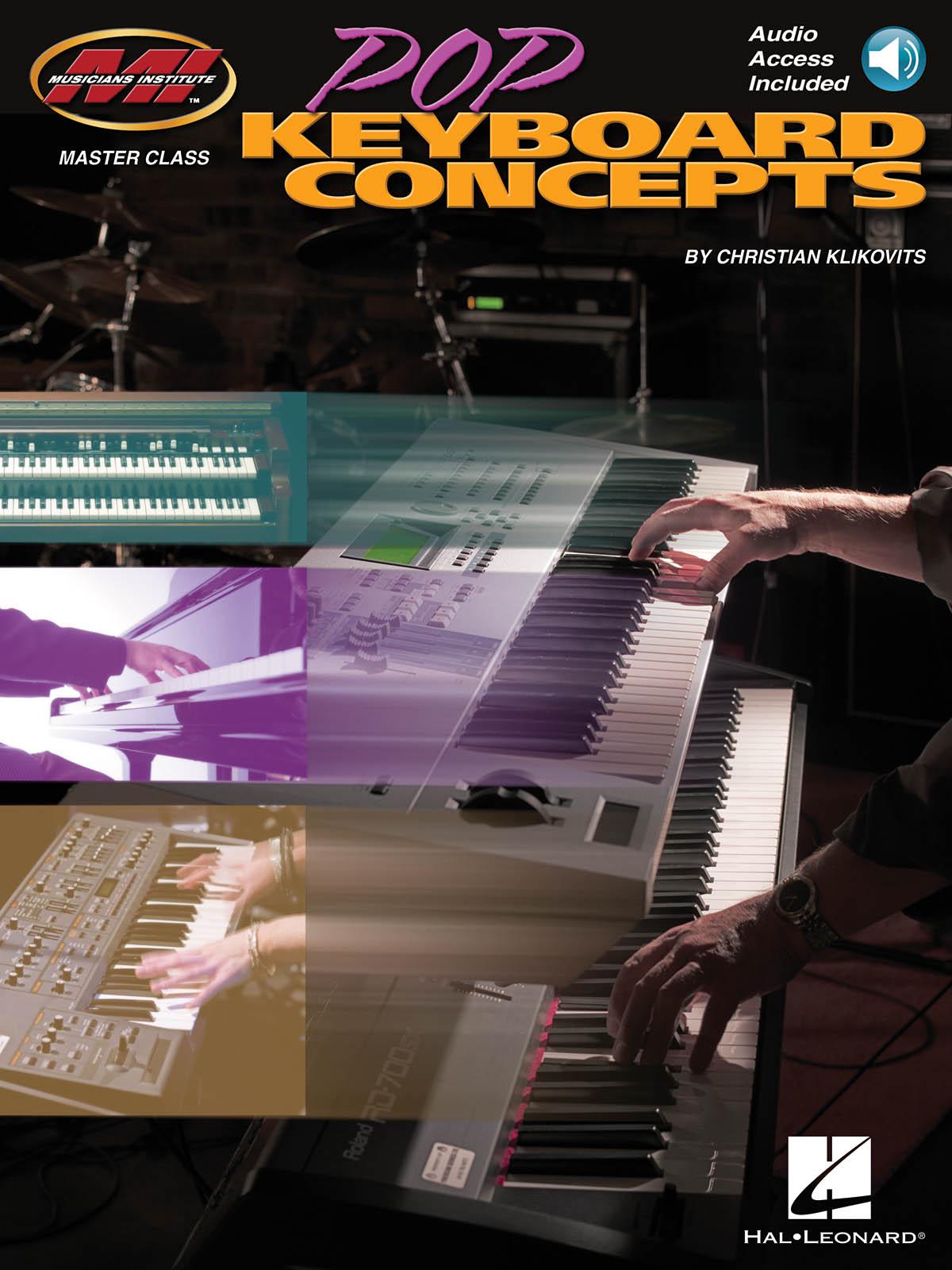 Christian Klikovits: Pop Keyboard Concepts: Keyboard: Instrumental Tutor