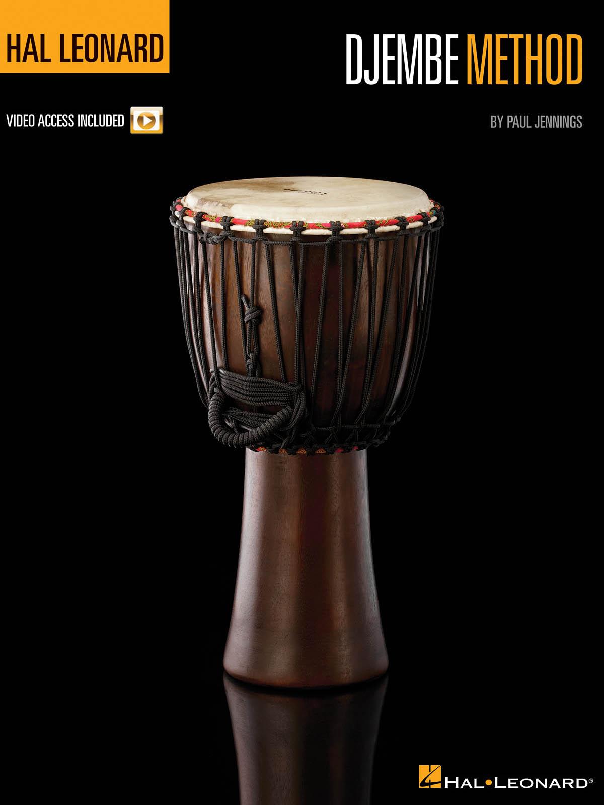 Paul Jennings: Hal Leonard Djembe Method: Other Percussion: Instrumental Album