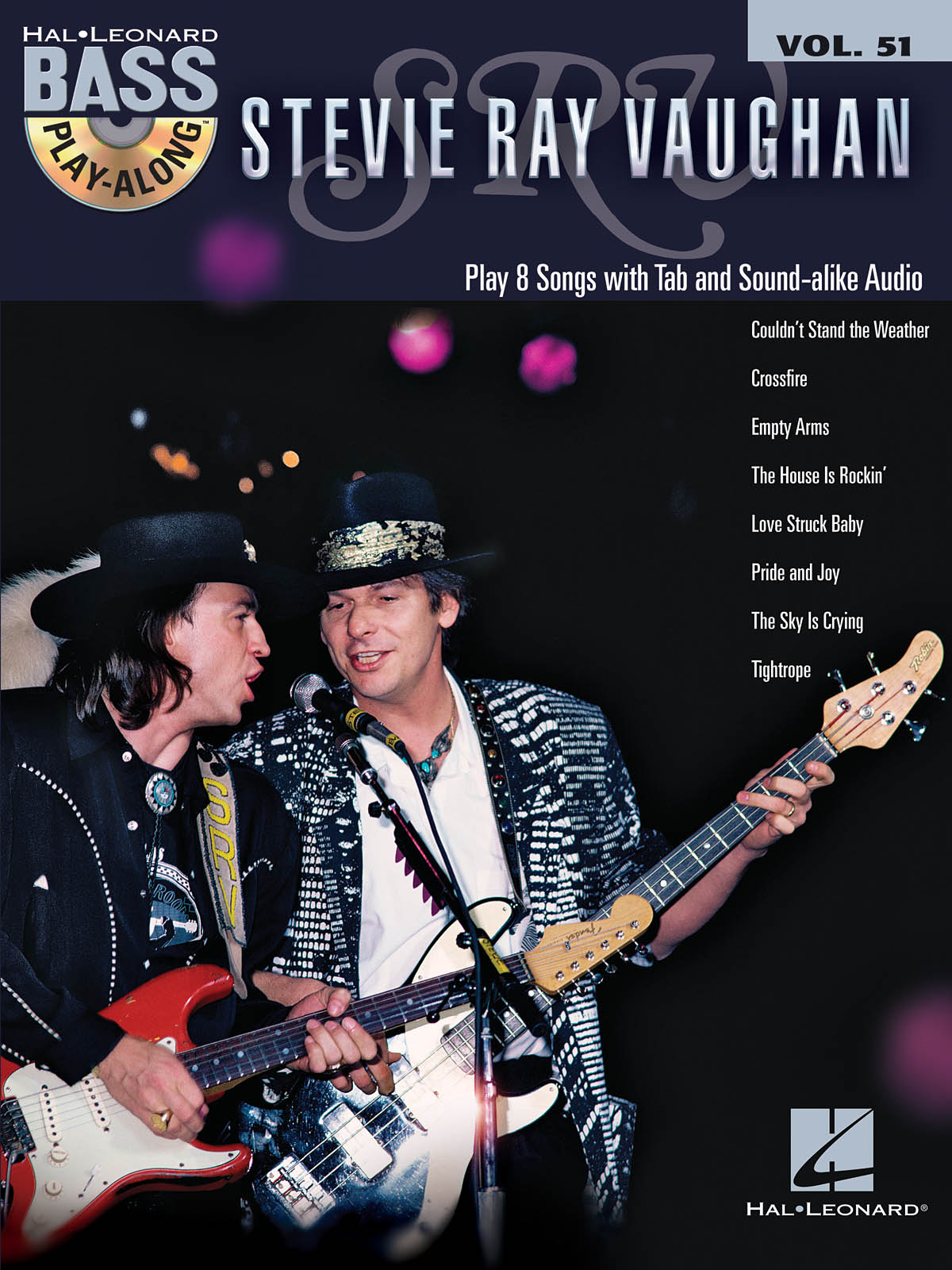 Stevie Ray Vaughan: Stevie Ray Vaughan: Bass Guitar Solo: Instrumental Album