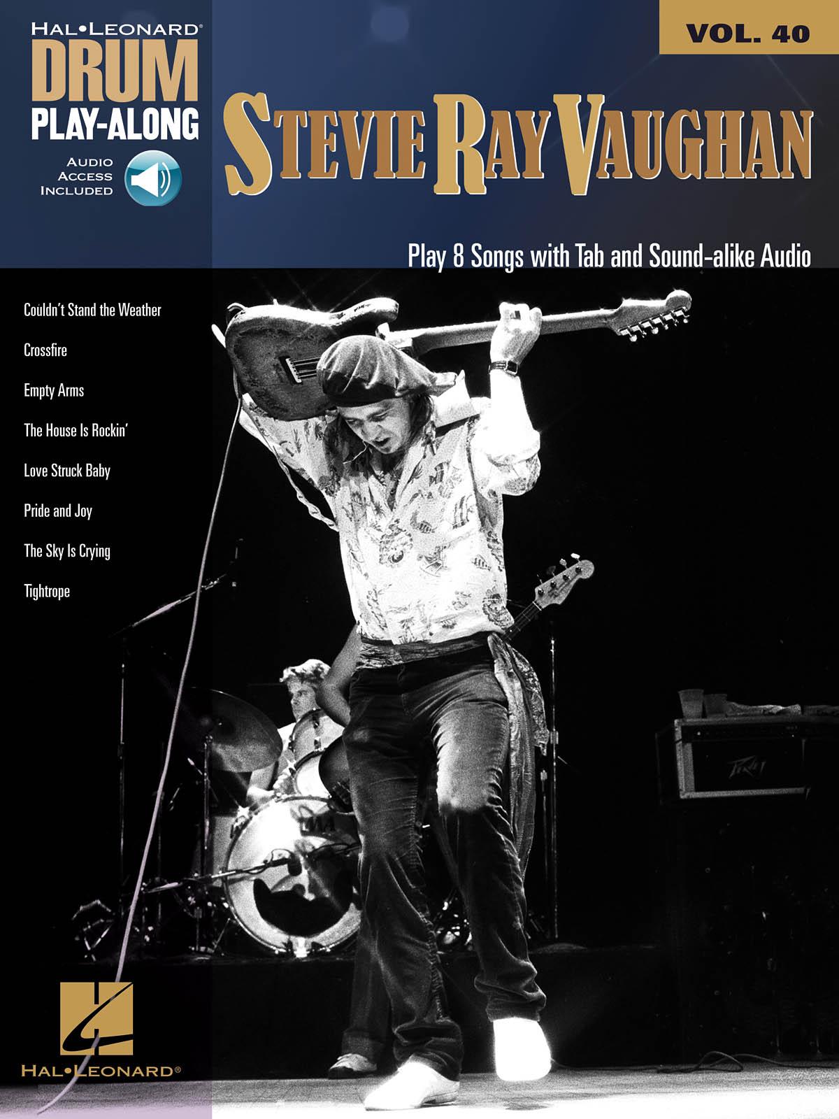 Stevie Ray Vaughan: Drums: Instrumental Album