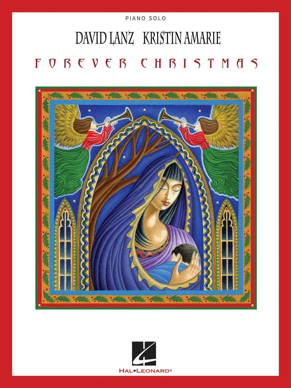 David Lanz Kristin Amarie: Forever Christmas: Piano: Instrumental Album
