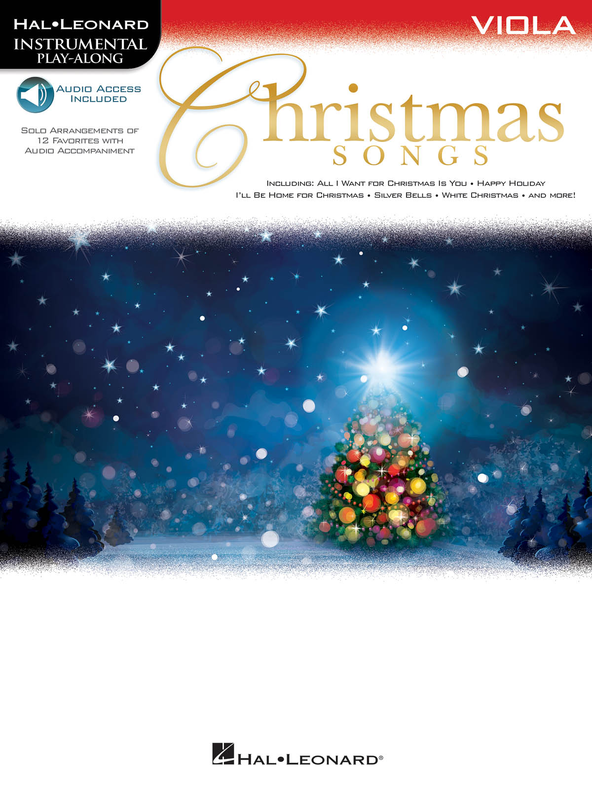 Christmas Songs - Viola: Viola: Instrumental Album