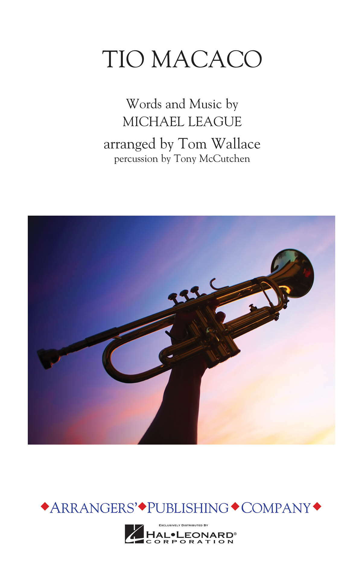 Michael League: Tio Macaco: Marching Band: Score & Parts