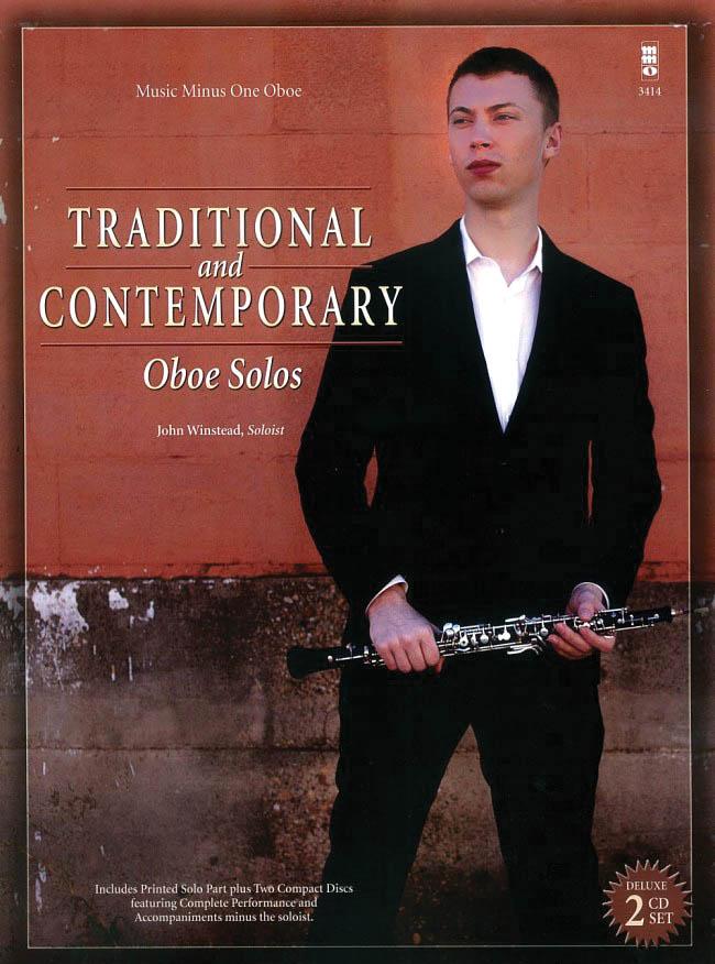 Traditional and Contemporary Oboe Solo: Oboe Solo: Vocal Album
