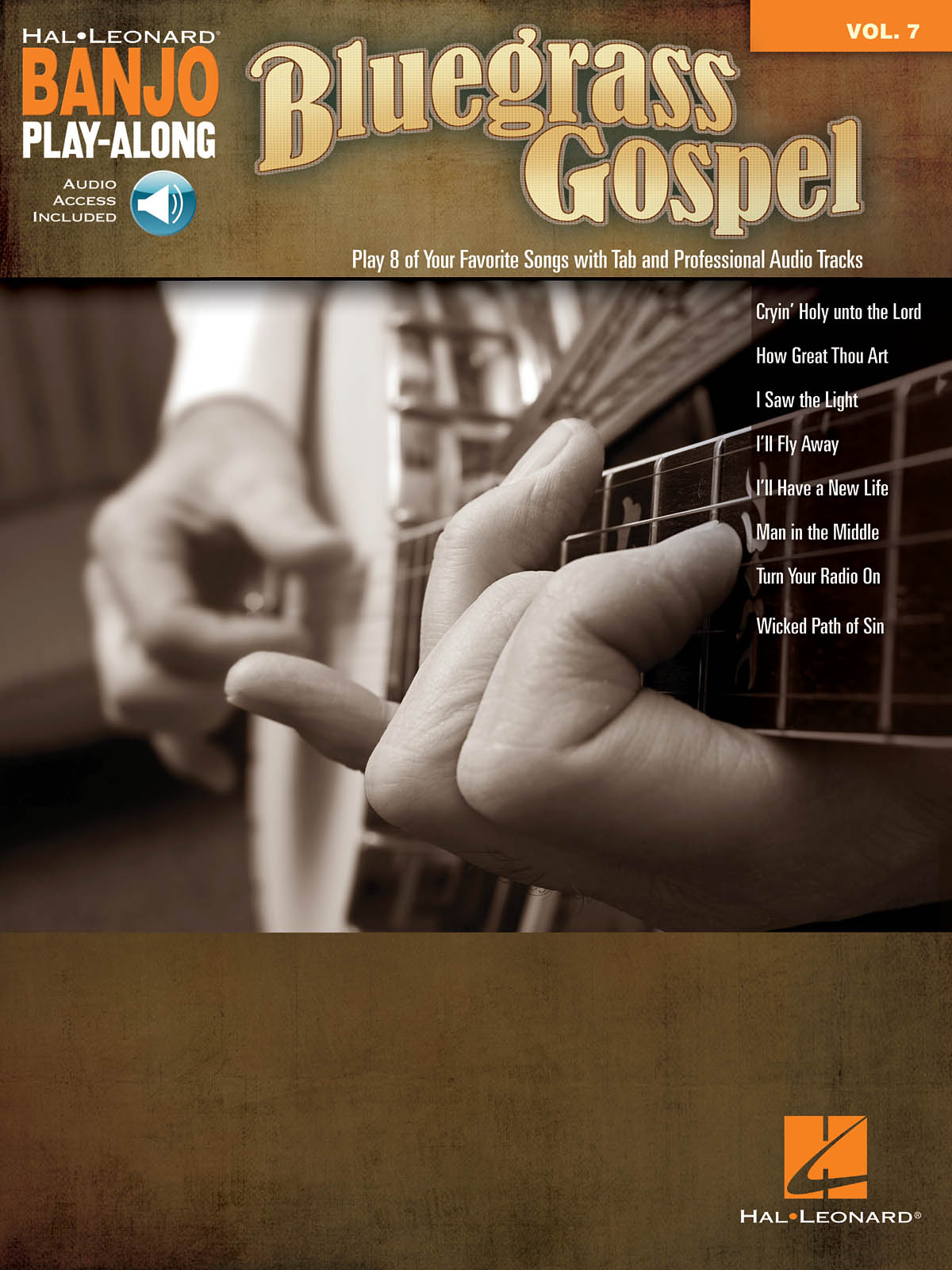 Bluegrass Gospel: Banjo: Instrumental Album