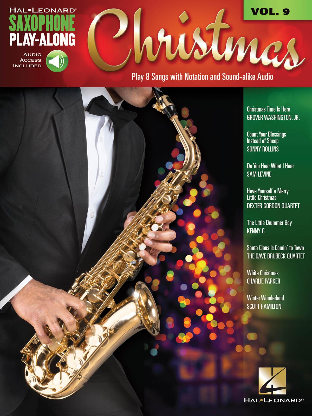 Christmas: Saxophone: Instrumental Album