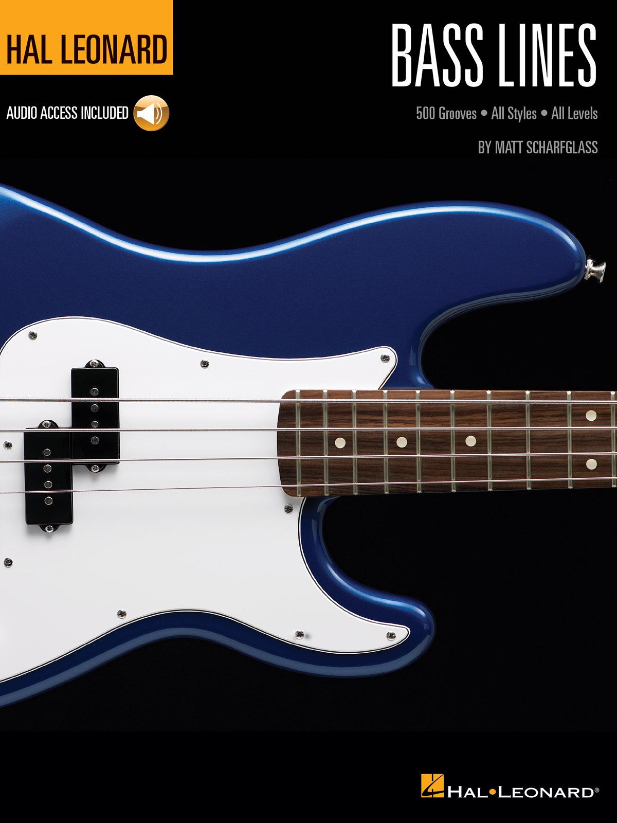 Matt Scharfglass: Bass Lines: Bass Guitar Solo: Instrumental Tutor