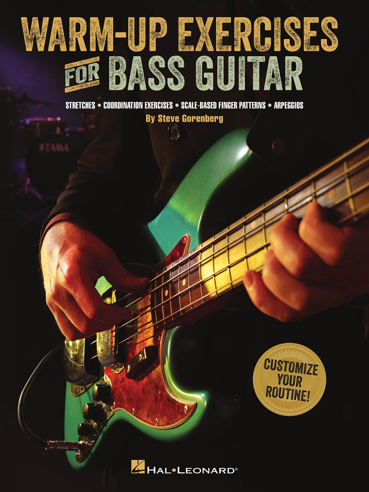 Warm-Up Exercises for Bass Guitar: Bass Guitar Solo: Instrumental Tutor